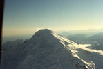 Mt. Illiamna aerial 1990